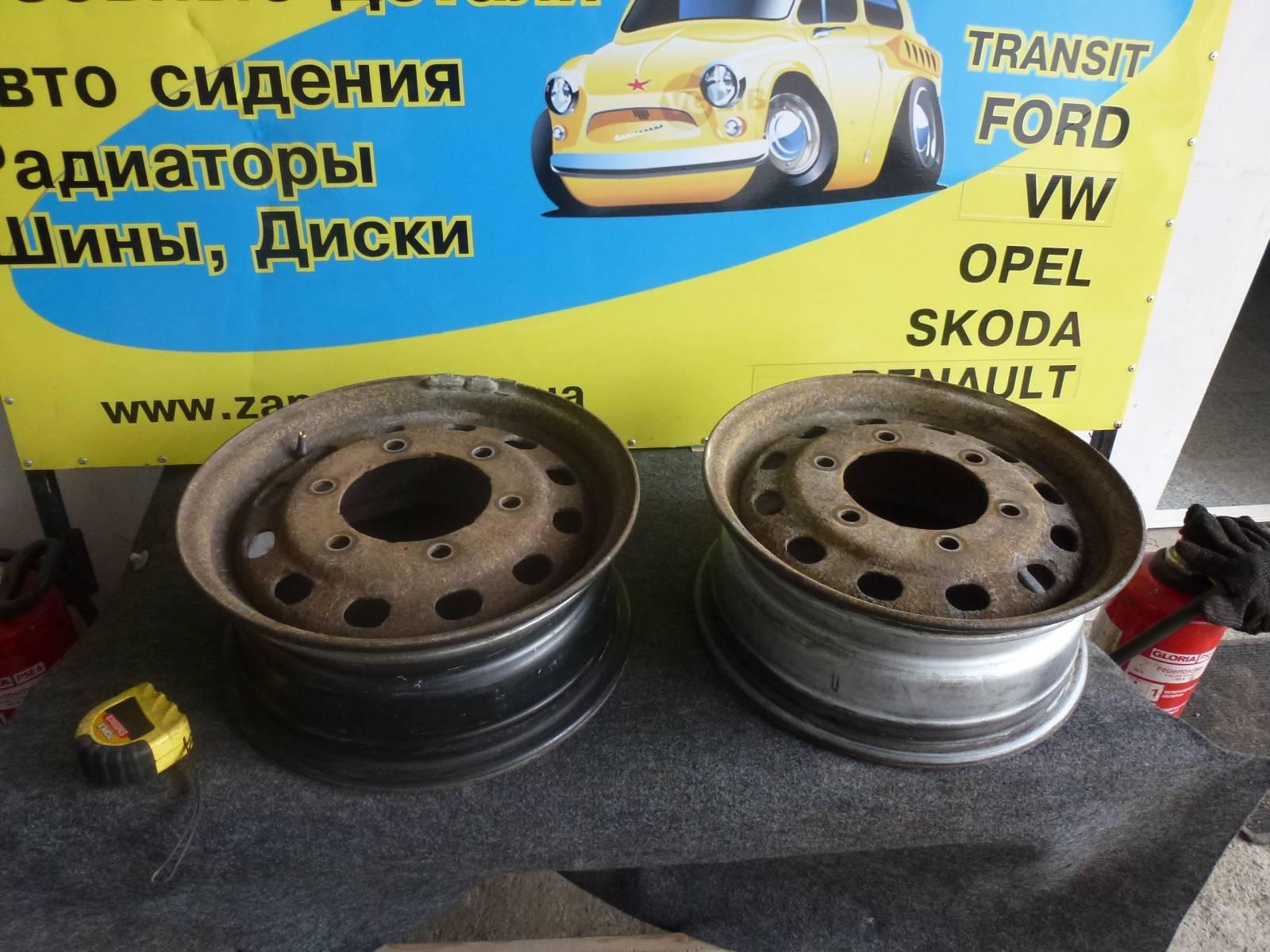 Шпильки колес форд транзит донецк 7 фотография