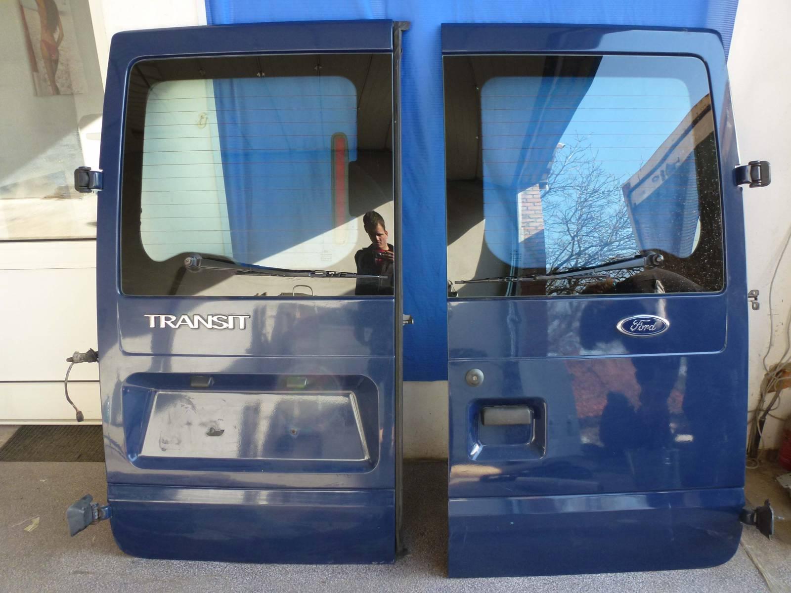 Как снять дверь на форд транзит