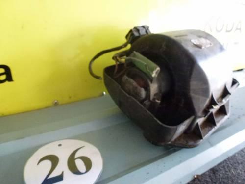 Вентилятор печки OPel Kadett.