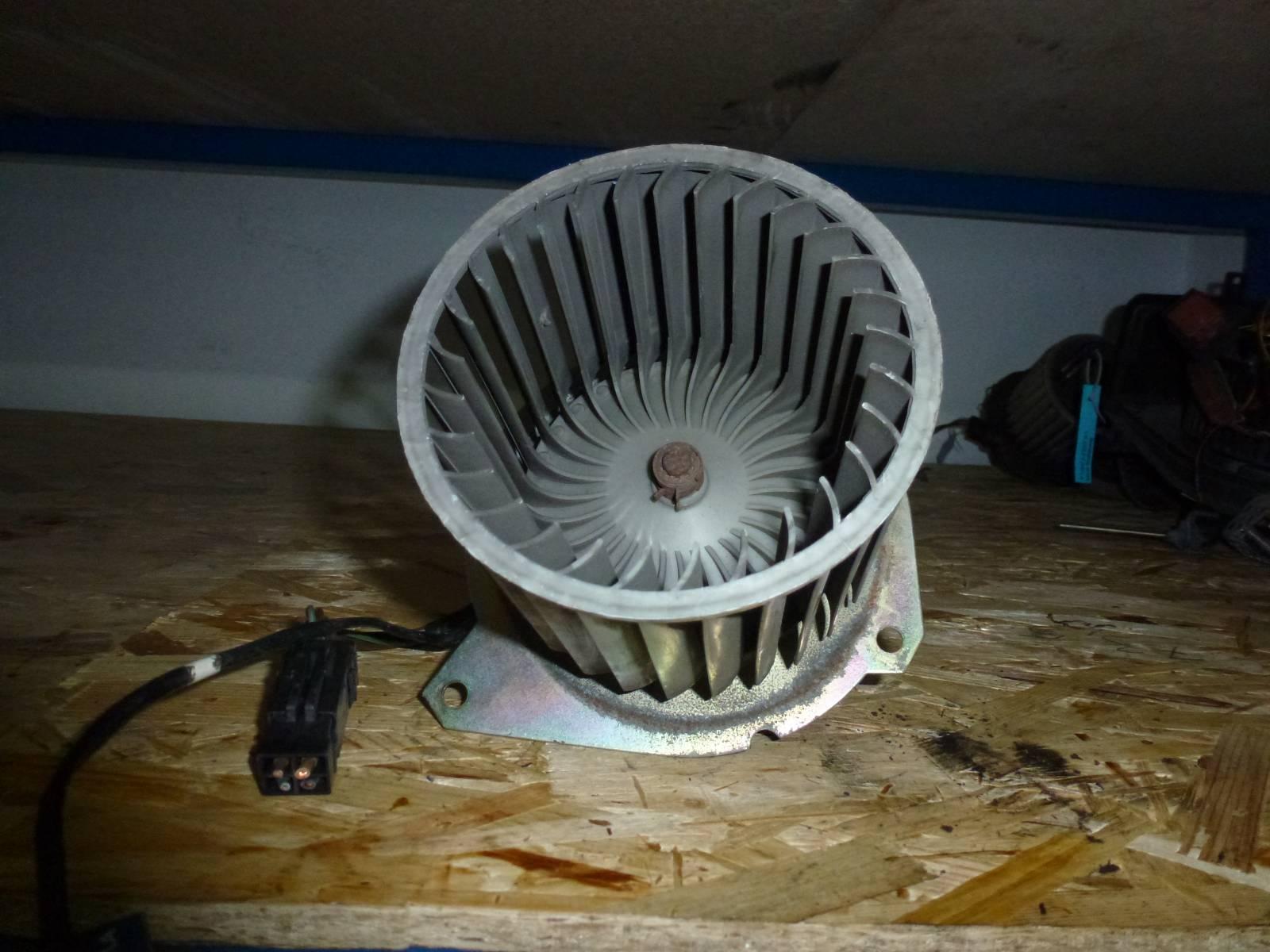 Как поменять вентилятор отопителя на форд 2
