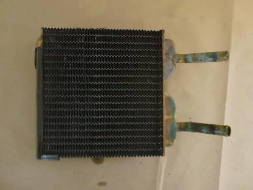 Радиатор печки Opel Kadett.
